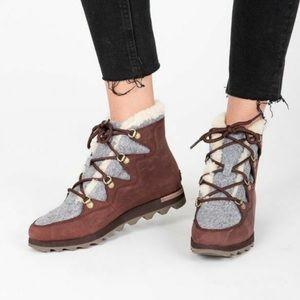 NWOT Sorel Sneakchic Alpine Waterproof Boots